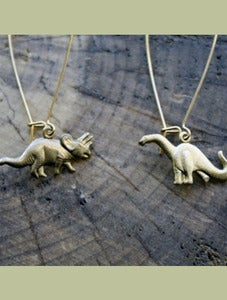 Image of Jurassic Earrings