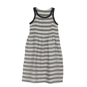 Vergennes Dress - Stripes