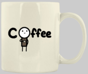"Image of ""Coffee"" Mug"