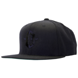 Image of Tru Freedom Snapback (Black/Black)