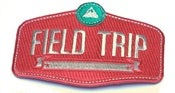 Image of FIELD TRIP Patch