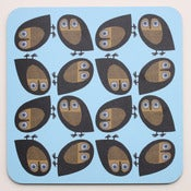Image of Owl Table Mats - Pack of Four