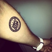 Image of Radical Temporary Tattoo