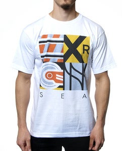 Image of IRONSEA STACKER. White