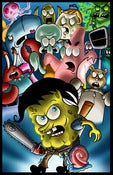Image of SPONGEBOB ASH FROM THE EVIL DEAD