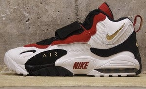 "Image of Nike Air Max Speed Turf ""49ers"""
