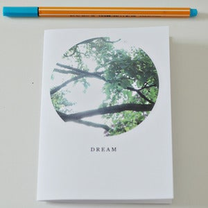 Image of Dream Circle Greetings Card