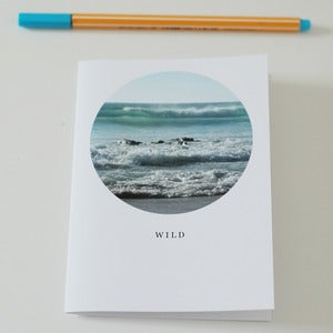 Image of Wild Circle Greetings Card