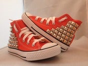 Image of Youth Studded Converse