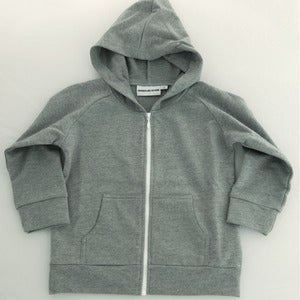 Image of The Gang Hoodie Grey