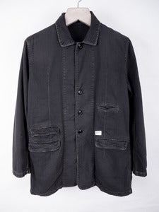 "Image of Undercover - ""Underman"" Overdyed Chore Jacket"