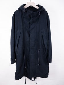 Image of Petar Petrov - Cotton Moleskin parka
