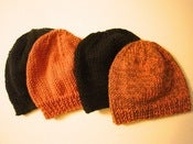 Image of *Handmade* October Beanies