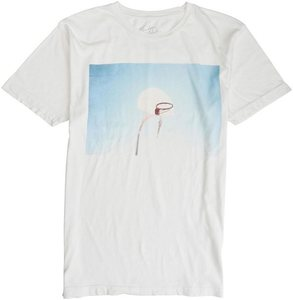 Image of HOOP DREAMS SS Tee - Vintage White