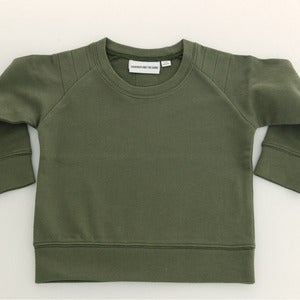 Image of Gardner Sweater Khaki
