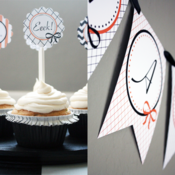 Image of Halloween Party Printables