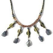Image of Labradorite Necklace by Joli Jewelry