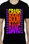 Image of Crash Boom Box Tshirt