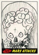 Image of Mars Attacks! Heritage Sketch Cards 1