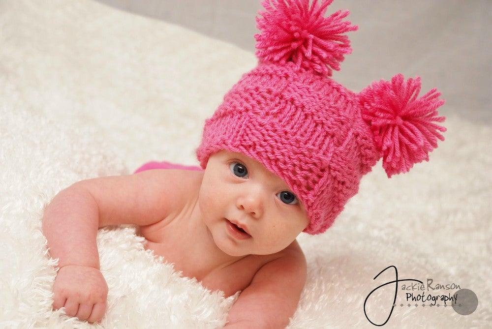 Boston Avenue Babies Newborn Baby Hat Little Miss