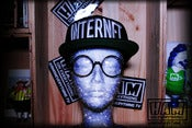 Image of INTERNET SNAPBACK