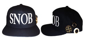 Image of SNOB SNAPBACK