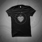 Image of Slingshot Dakota - Dark Hearts T-Shirt