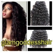 "Image of Glam Goddess Peruvian Hair 12""-14"""