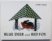 Image of BLUE DEER RED FOX