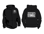 Image of Zip-Up Hoodie: Let's Get Ready To Stumble