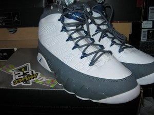 "Image of Air Jordan IX (9) Retro ""Flint Grey"" *SOLD OUT*"