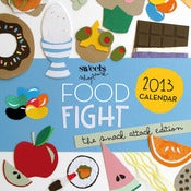 Image of Food Fight - Snack Attack 2013 Calendar