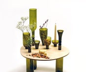 Image of DVINUS ROUND, collect wine bottles and make your own table.