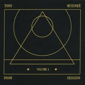 Image of TONS &quot;Musine Doom Session, Volume 1&quot; LTD Cd