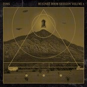 Image of TONS &quot;Musine Doom Session, Volume 1&quot; Cd
