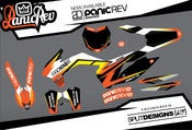 Image of REV KTM Graphic Kit