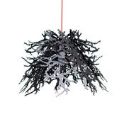 Image of Abstraction LED Pendant light (black)
