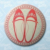 Image of Favourite Shoes Pocket Mirror