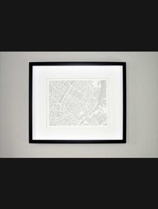 Image of City Prints: Copenhagen/Dublin/Montreal/New Orleans/Philadelphia