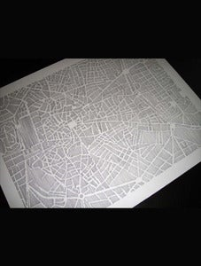 Image of City Prints: Madrid/Sydney/London/Melbourne/Paris