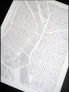 Image of City Prints: Portland/Rome/San Francisco/Savannah/Vancouver