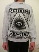 Image of REACH UP CREW NECK JUMPER