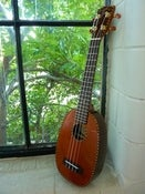 Image of Mainland Cedar/Rosewood Long Neck Pineapple Soprano