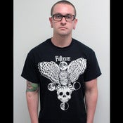 Image of PALLBEARER &quot;OWL&quot; SHIRT