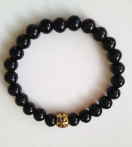 Charm Bracelet Black