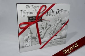 Image of The Adventures of the Princess and Mr. Whiffle - Limited Edition