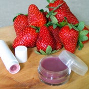 Image of Lip balm - strawberry