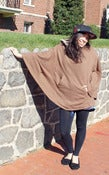 Image of Hemp Hoodlamb Ladies Poncho