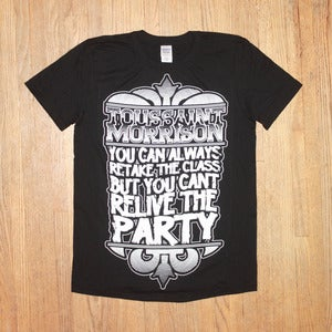 Image of Can't Relive The Party T-Shirt (men's)