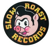 Image of Slow Roast Records Slipmats